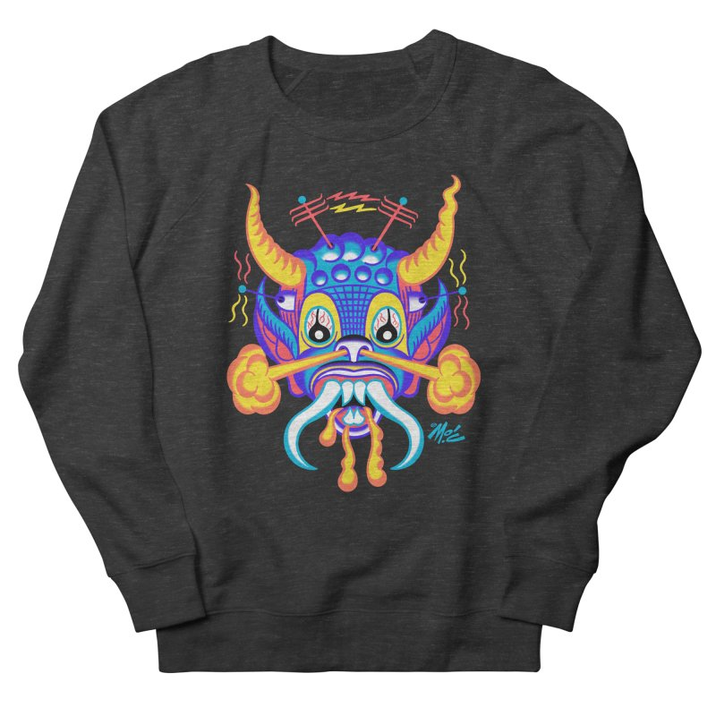 """'Leave it to Beaver' Monster Shirt! """"Richard"""" version! Women's French Terry Sweatshirt by Mitch O'Connell"""