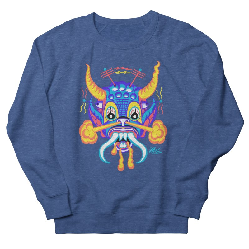 "'Leave it to Beaver' Monster Shirt! ""Richard"" version! Women's French Terry Sweatshirt by Mitch O'Connell"