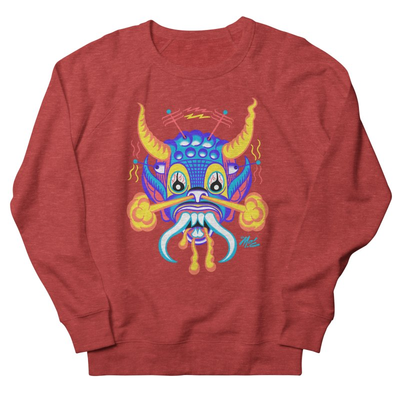 """'Leave it to Beaver' Monster Shirt! """"Richard"""" version! Men's French Terry Sweatshirt by Mitch O'Connell"""
