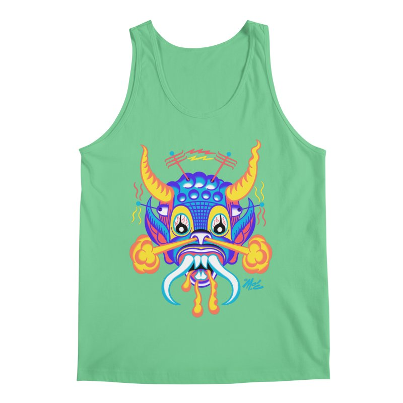 "'Leave it to Beaver' Monster Shirt! ""Richard"" version! Men's Regular Tank by Mitch O'Connell"