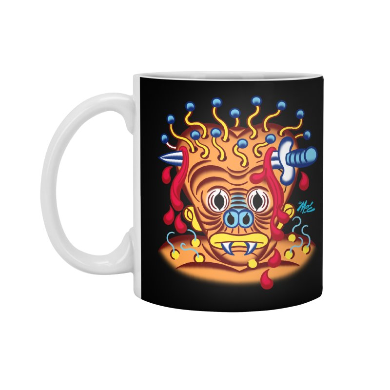 "'Leave it to Beaver' Monster Shirt! ""Whitey"" version! Accessories Mug by Mitch O'Connell"