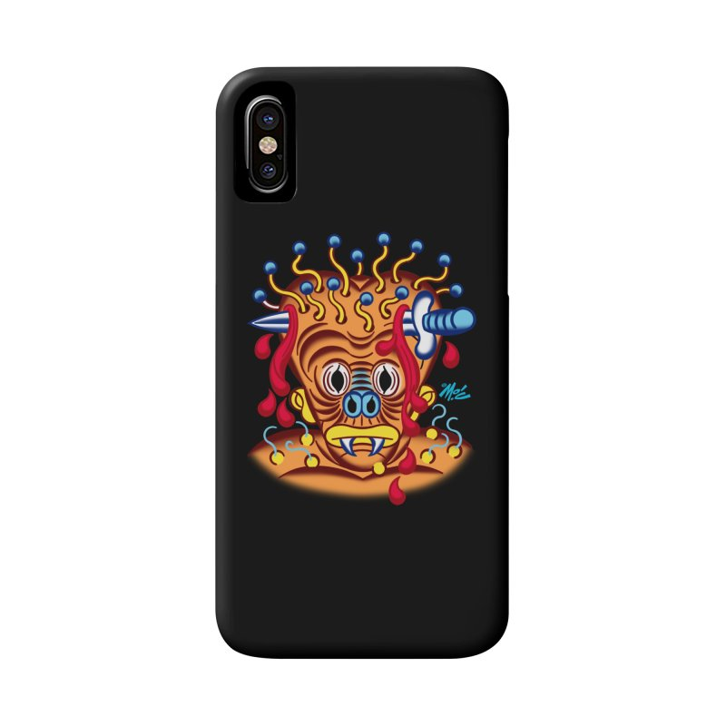 """'Leave it to Beaver' Monster Shirt! """"Whitey"""" version! Accessories Phone Case by Mitch O'Connell"""