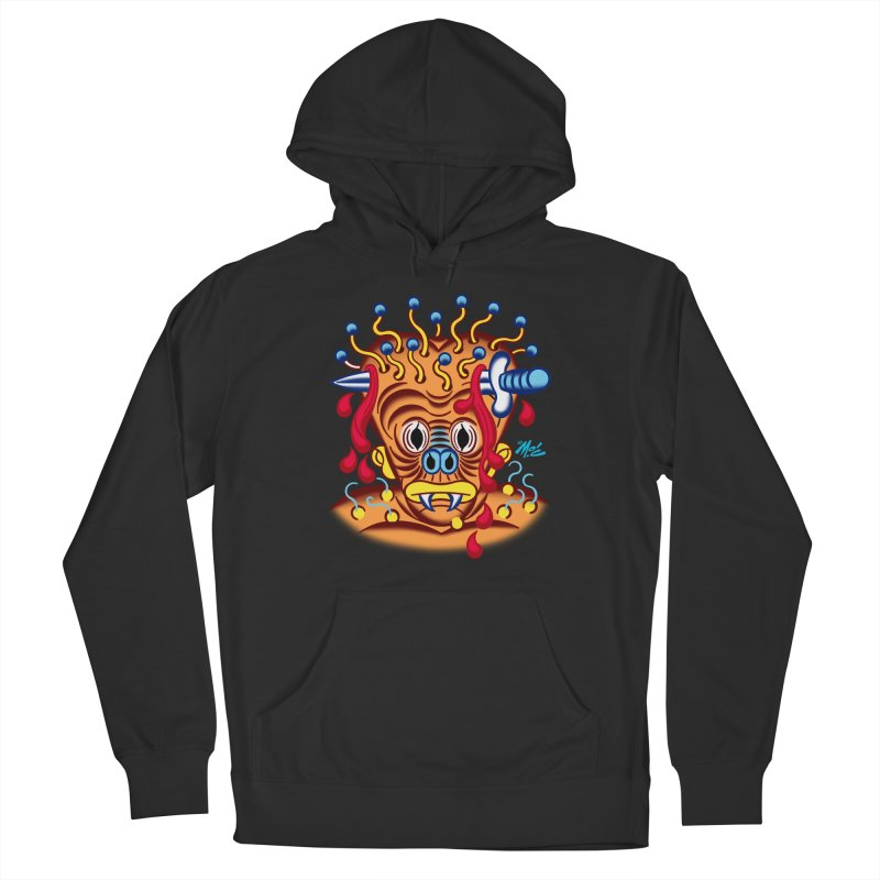 "'Leave it to Beaver' Monster Shirt! ""Whitey"" version! Men's Pullover Hoody by Mitch O'Connell"
