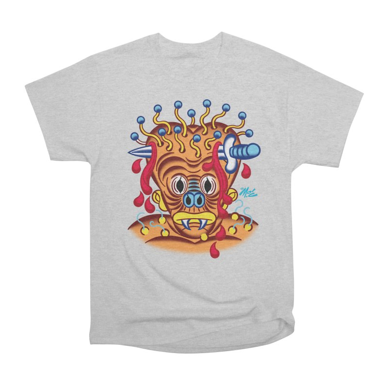 """'Leave it to Beaver' Monster Shirt! """"Whitey"""" version! Women's Heavyweight Unisex T-Shirt by Mitch O'Connell"""