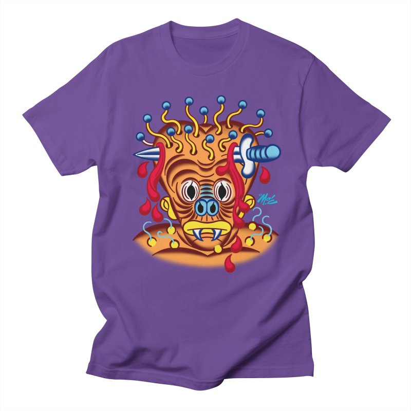 """'Leave it to Beaver' Monster Shirt! """"Whitey"""" version! Men's Regular T-Shirt by Mitch O'Connell"""