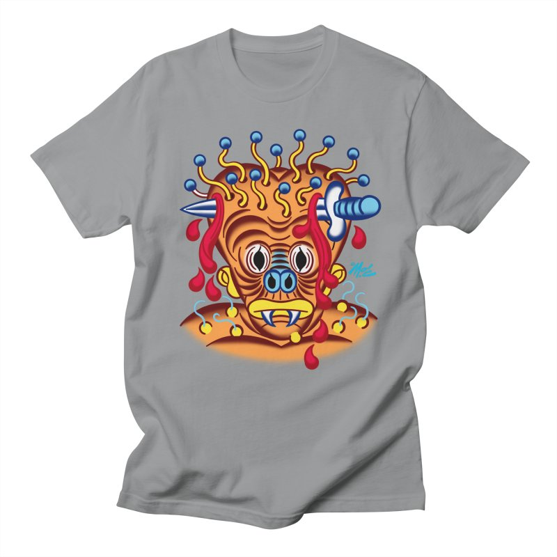 """'Leave it to Beaver' Monster Shirt! """"Whitey"""" version! Men's T-Shirt by Mitch O'Connell"""