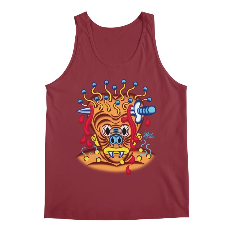 """'Leave it to Beaver' Monster Shirt! """"Whitey"""" version! Men's Tank by Mitch O'Connell"""