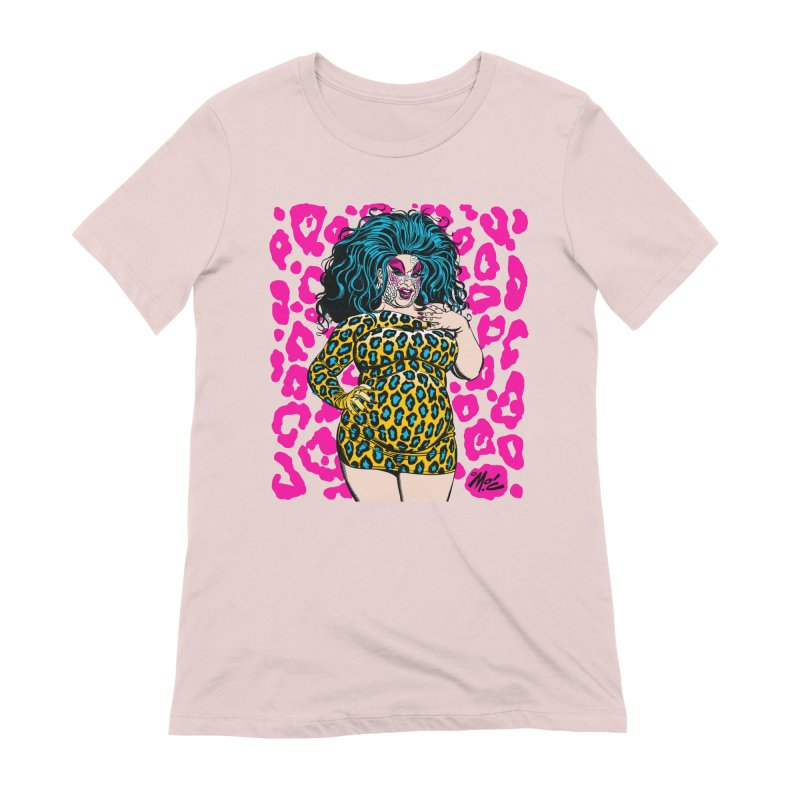 Divine! Women's Extra Soft T-Shirt by Mitch O'Connell