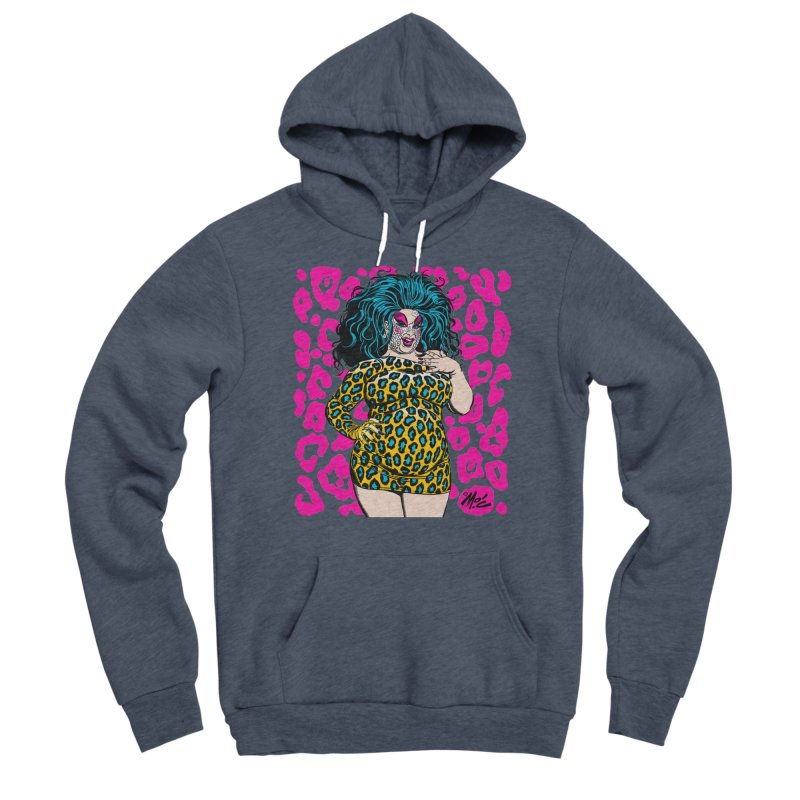 Divine! Women's Sponge Fleece Pullover Hoody by Mitch O'Connell