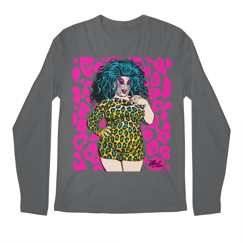 Divine! Men's Longsleeve T-Shirt by Mitch O'Connell