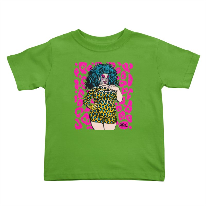 Divine! Kids Toddler T-Shirt by Mitch O'Connell