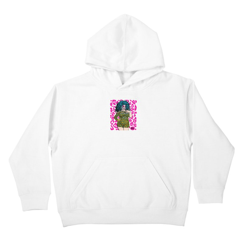Divine! Kids Pullover Hoody by Mitch O'Connell