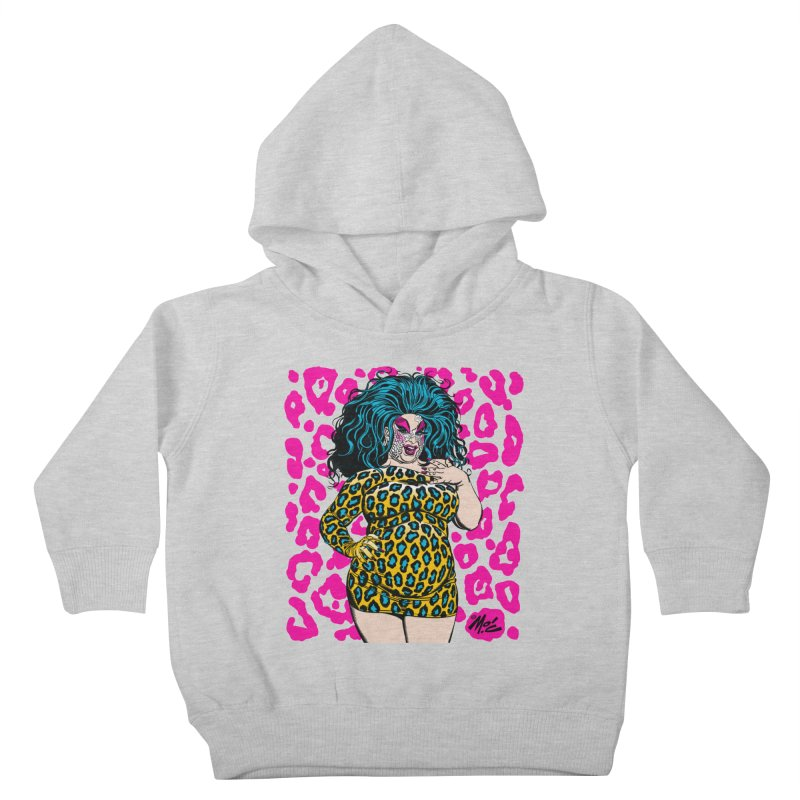 Divine! Kids Toddler Pullover Hoody by Mitch O'Connell