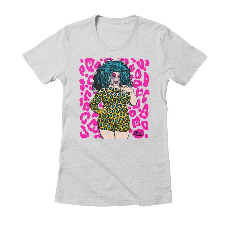 Divine! Women's T-Shirt by Mitch O'Connell