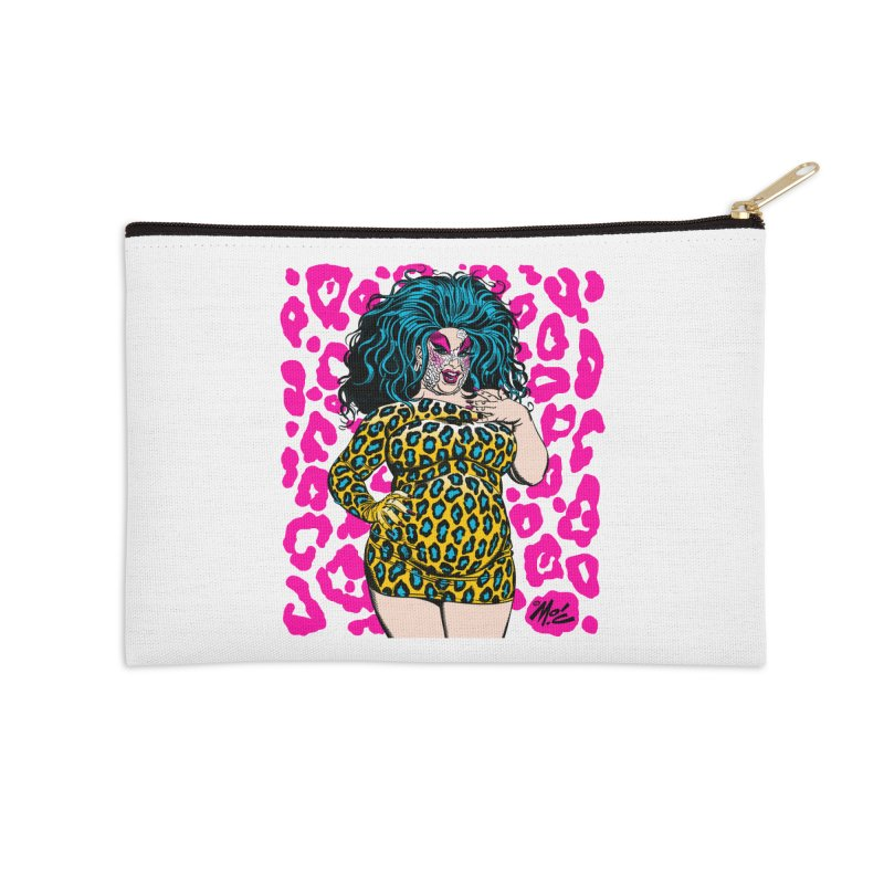 Divine! Accessories Zip Pouch by Mitch O'Connell