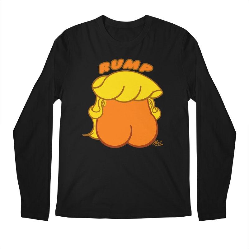 RUMP Men's Regular Longsleeve T-Shirt by Mitch O'Connell