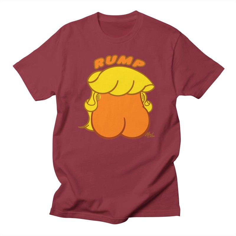 RUMP Men's Regular T-Shirt by Mitch O'Connell