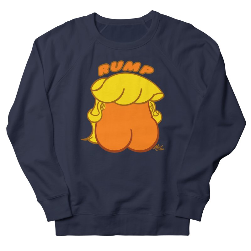 RUMP Men's French Terry Sweatshirt by Mitch O'Connell