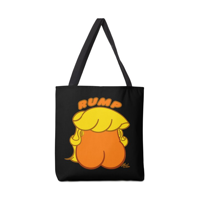 RUMP Accessories Bag by Mitch O'Connell