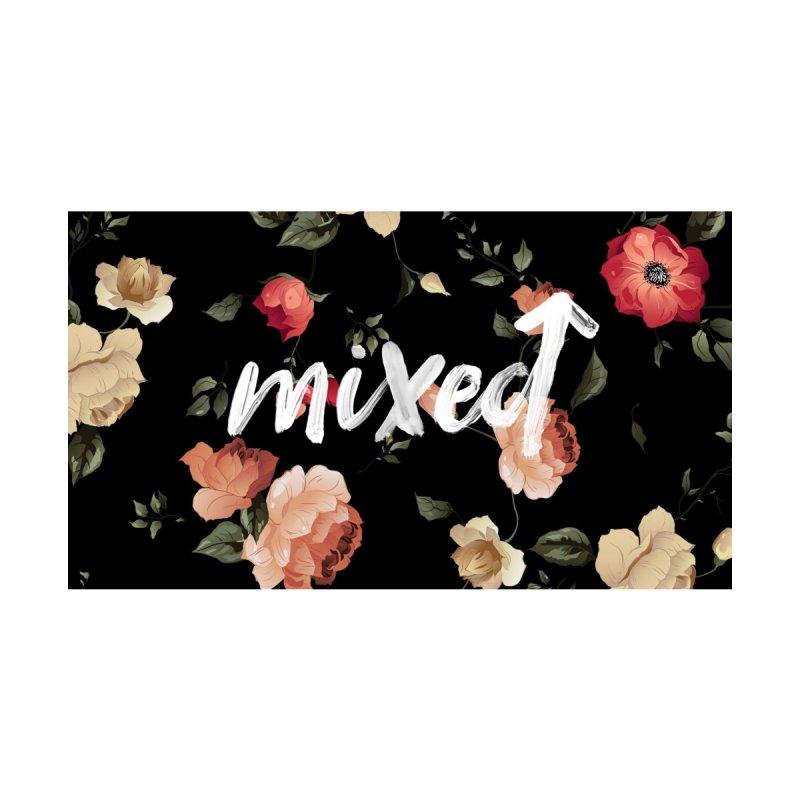 Mixed Up Floral Women's T-Shirt by MixedUp