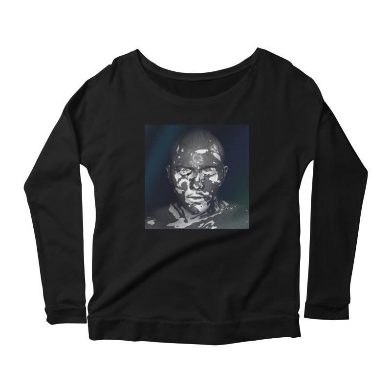 MixedUp Mottled Face Women's Longsleeve T-Shirt by MixedUp