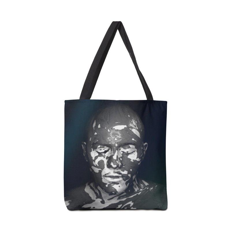MixedUp Mottled Face Accessories Bag by MixedUp