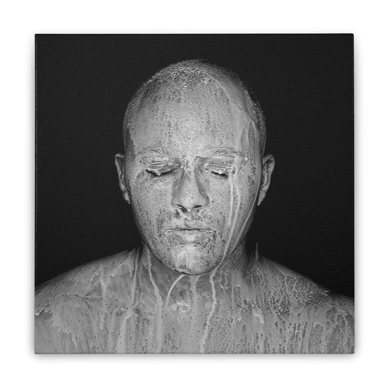 MixedUp Face Art Stretched Canvas by MixedUp