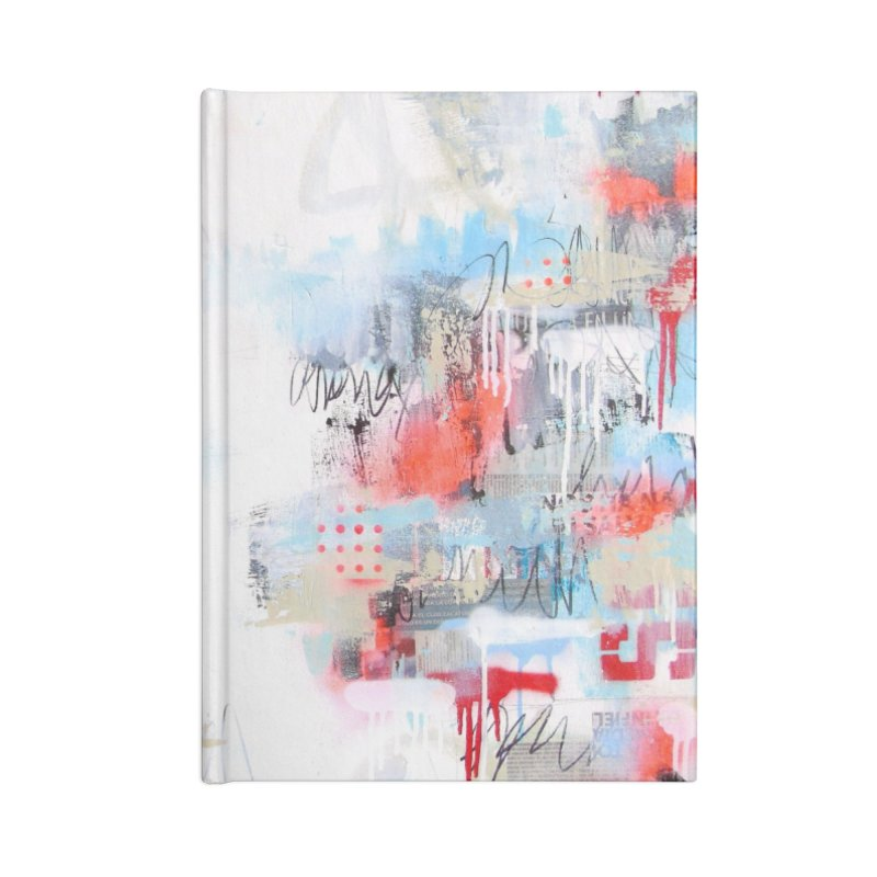 La Sirena Accessories Blank Journal Notebook by Lorette C. Luzajic Journals