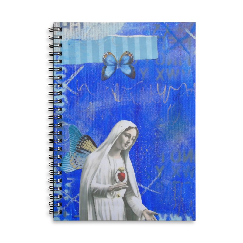 Our Lady of the Lost and Found Accessories Notebook by Lorette C. Luzajic Journals