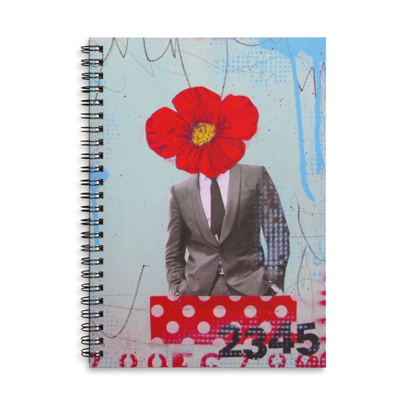 Stand Up For Your Rights Accessories Notebook by Lorette C. Luzajic Journals