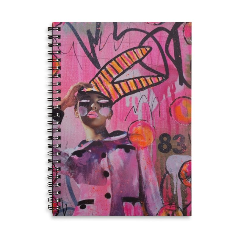 The Ringmaster's Daughter Accessories Notebook by Lorette C. Luzajic Journals