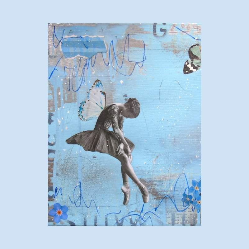 Dancing Underwater Accessories Notebook by Lorette C. Luzajic Journals