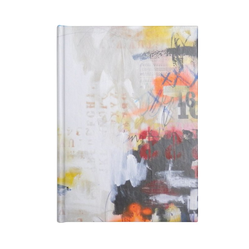 The Answer's in the Question Accessories Blank Journal Notebook by Lorette C. Luzajic Journals