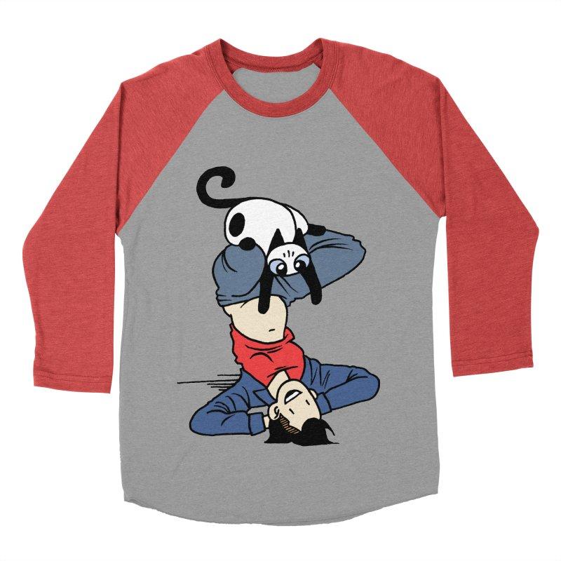 Besties Women's Baseball Triblend T-Shirt by mixtapecomics's Artist Shop
