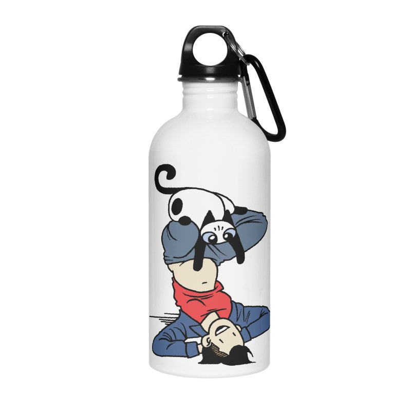 Besties Accessories Water Bottle by mixtapecomics's Artist Shop