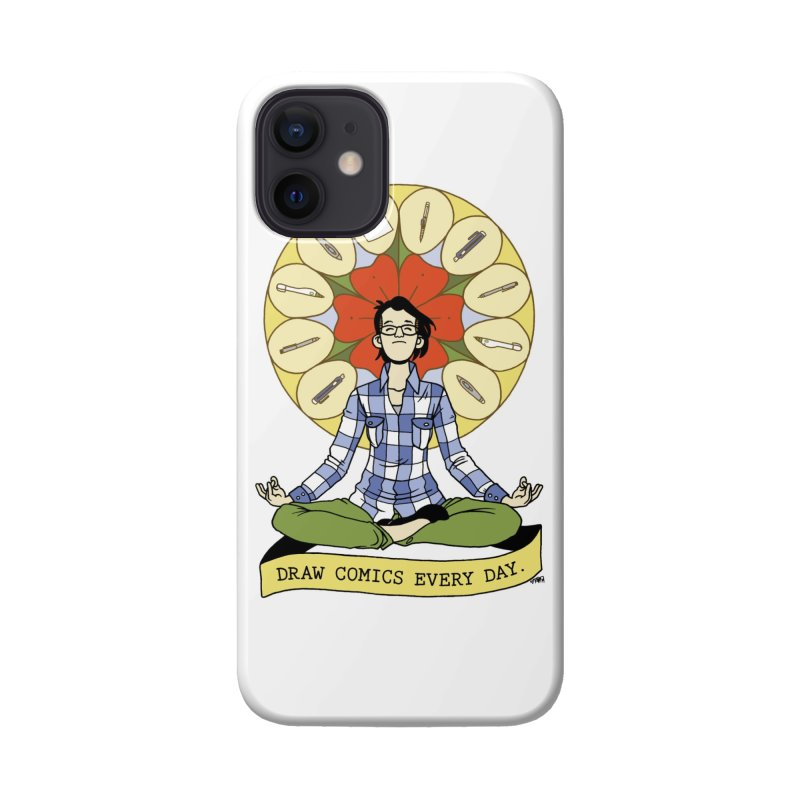 Draw Comics Every Day Accessories Phone Case by Mixtape Comics