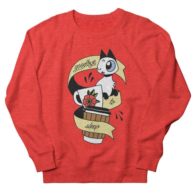 Goodbye to Sleep Women's Sweatshirt by Mixtape Comics