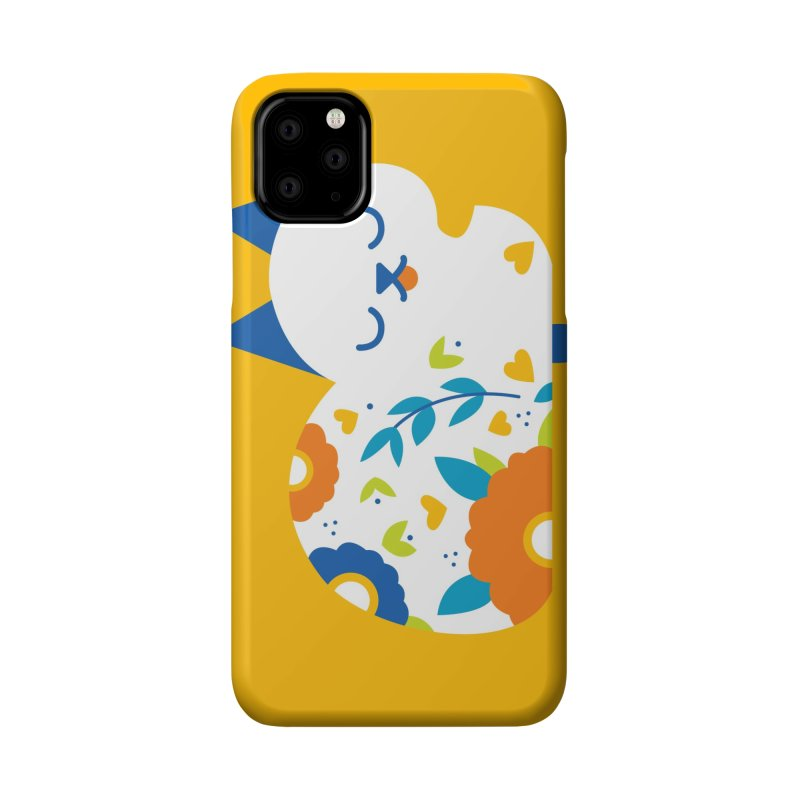Tattoed Tabby Accessories Phone Case by Mixtape Comics