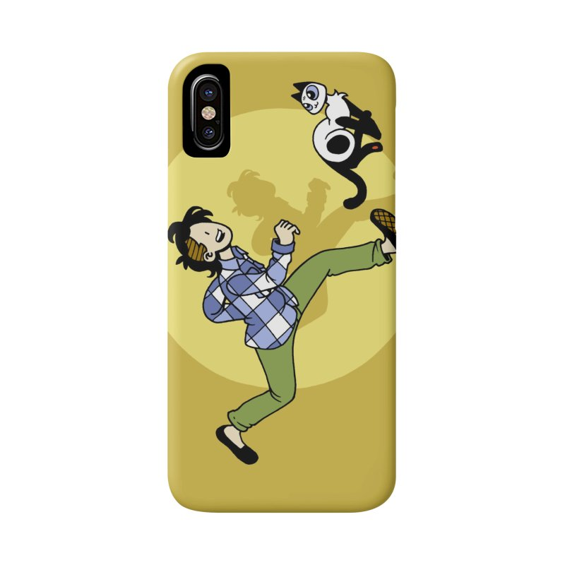 The Adventures of Frankie Accessories Phone Case by mixtapecomics's Artist Shop