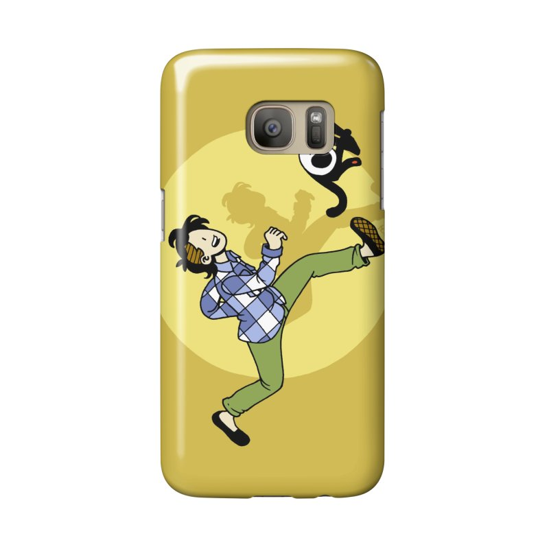 The Adventures of Frankie Accessories Phone Case by Mixtape Comics