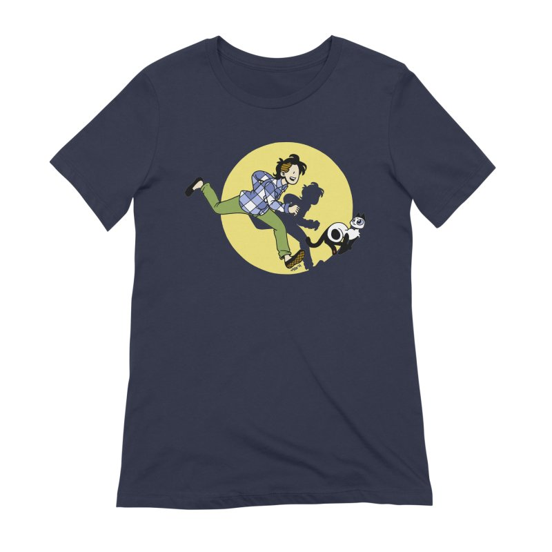 The Adventures of Frankie Women's Extra Soft T-Shirt by Mixtape Comics