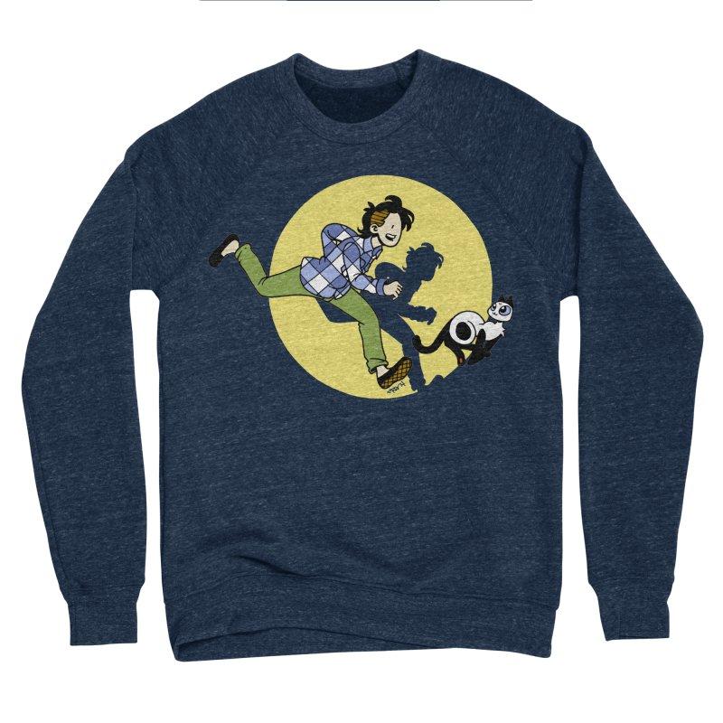 The Adventures of Frankie Men's Sponge Fleece Sweatshirt by mixtapecomics's Artist Shop