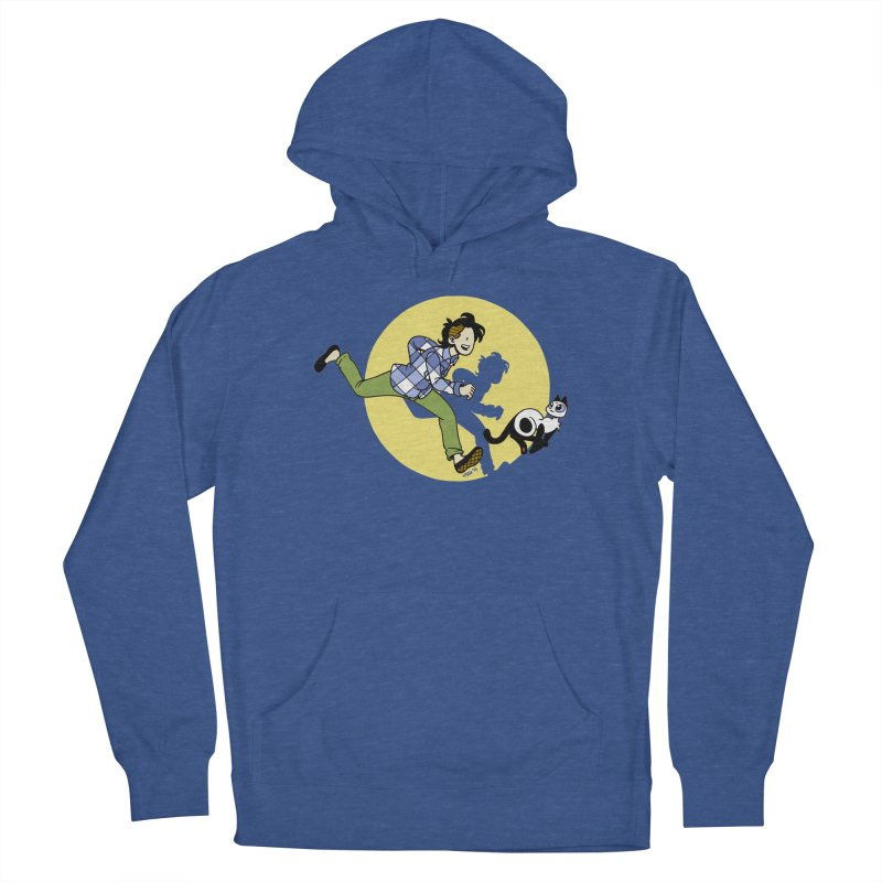 The Adventures of Frankie Women's Pullover Hoody by Mixtape Comics
