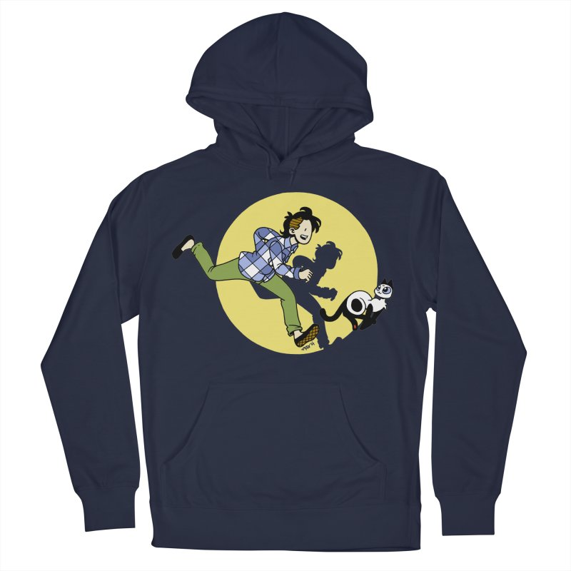 The Adventures of Frankie Women's French Terry Pullover Hoody by mixtapecomics's Artist Shop