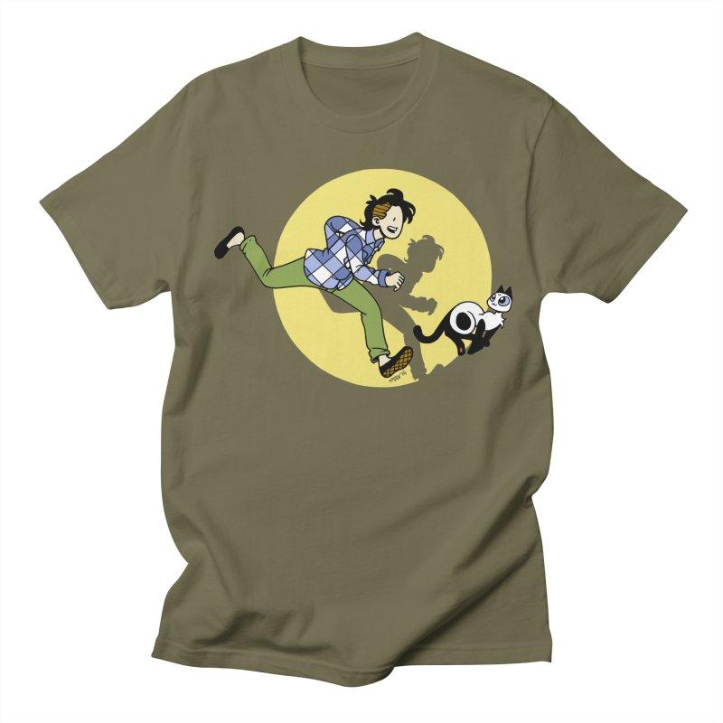 The Adventures of Frankie Women's Regular Unisex T-Shirt by mixtapecomics's Artist Shop