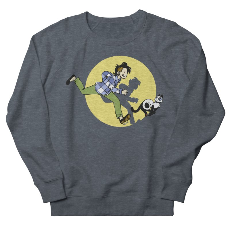 The Adventures of Frankie Men's French Terry Sweatshirt by mixtapecomics's Artist Shop