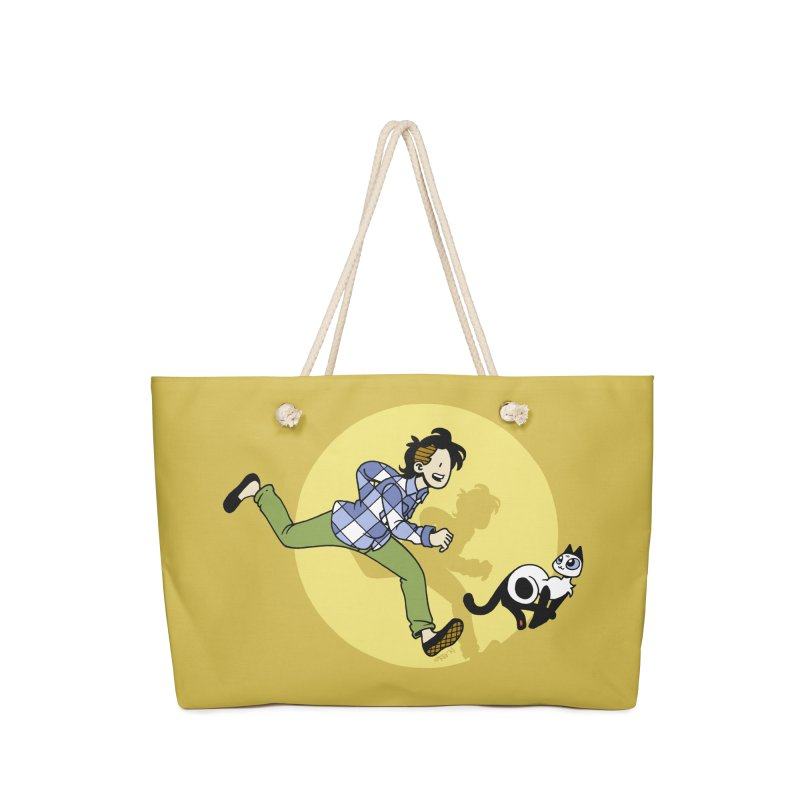 The Adventures of Frankie Accessories Bag by Mixtape Comics