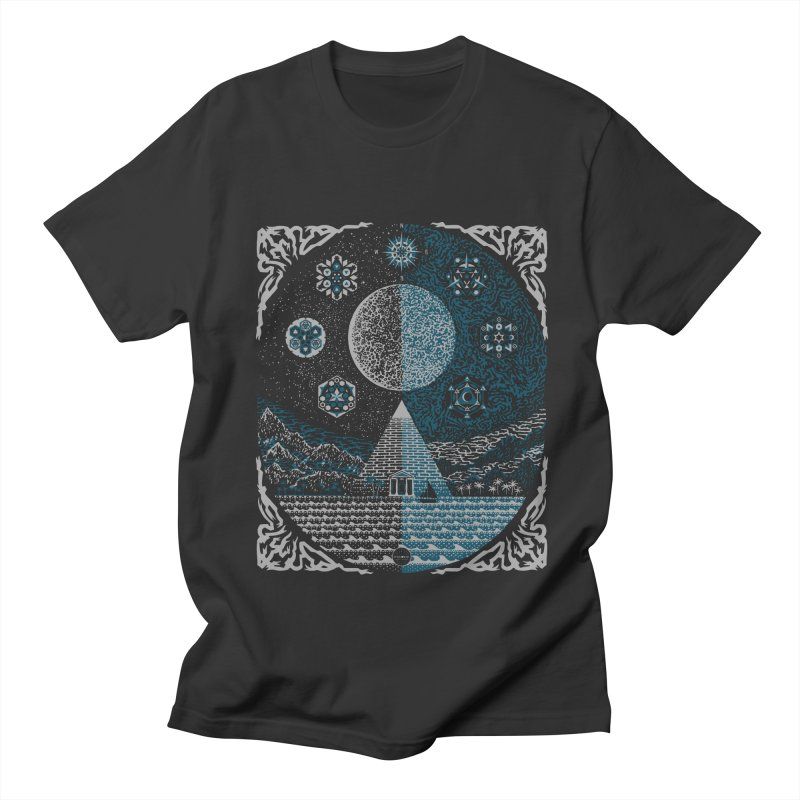 Another Land Women's Unisex T-Shirt by mixtink's Artist Shop