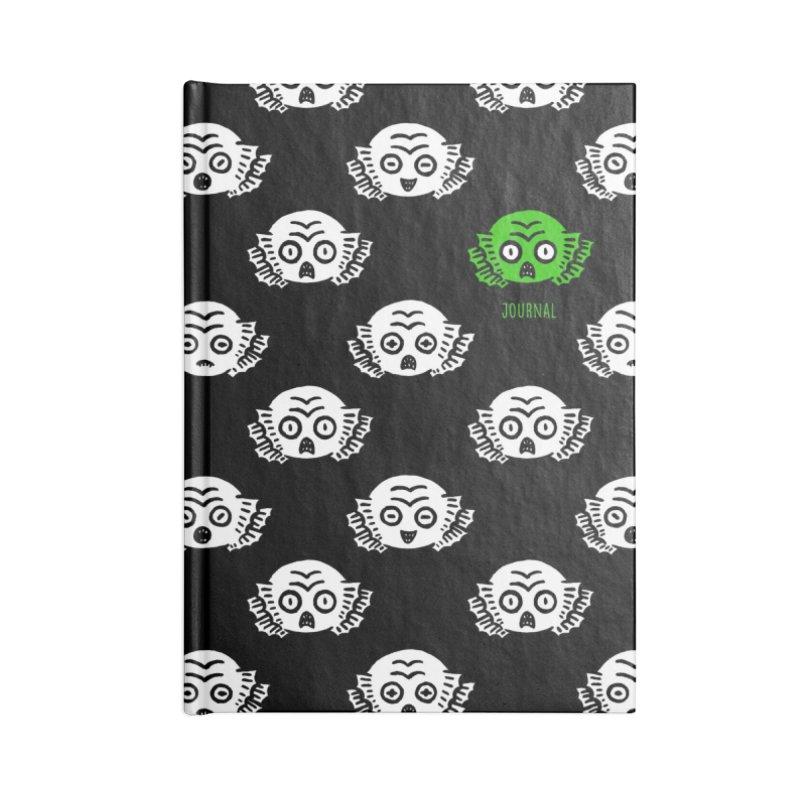 HANGYO Accessories Notebook by Mizna Wada
