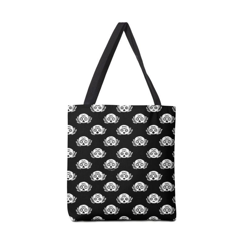 HANGYO Accessories Bag by Mizna Wada